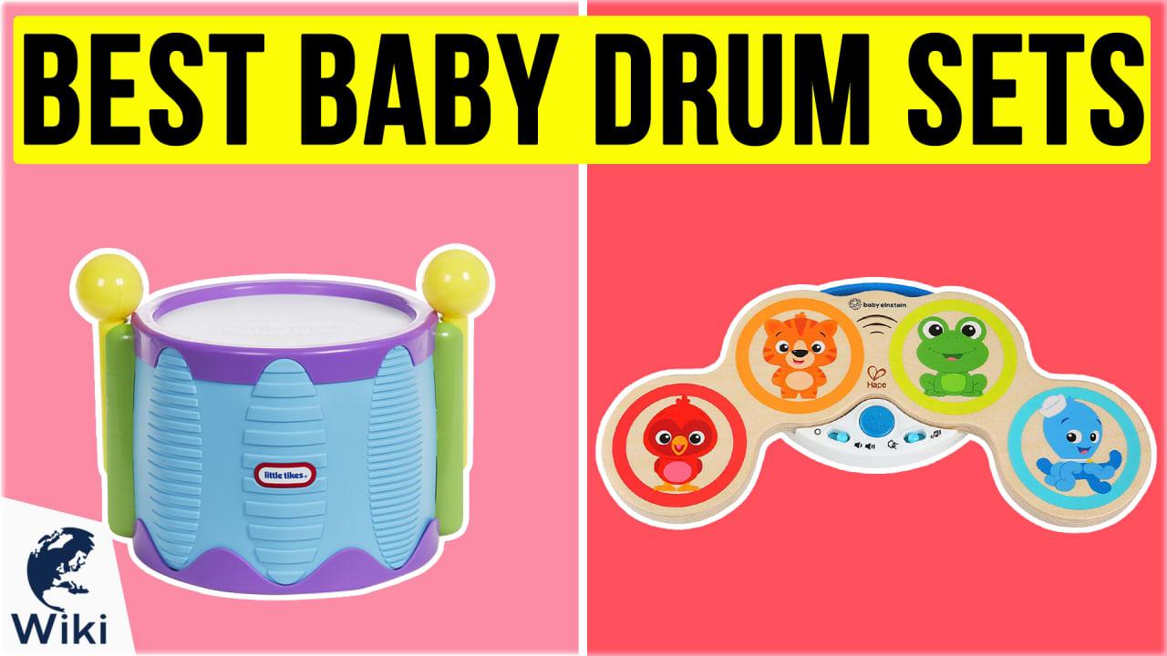 10 Best Baby Drum Sets