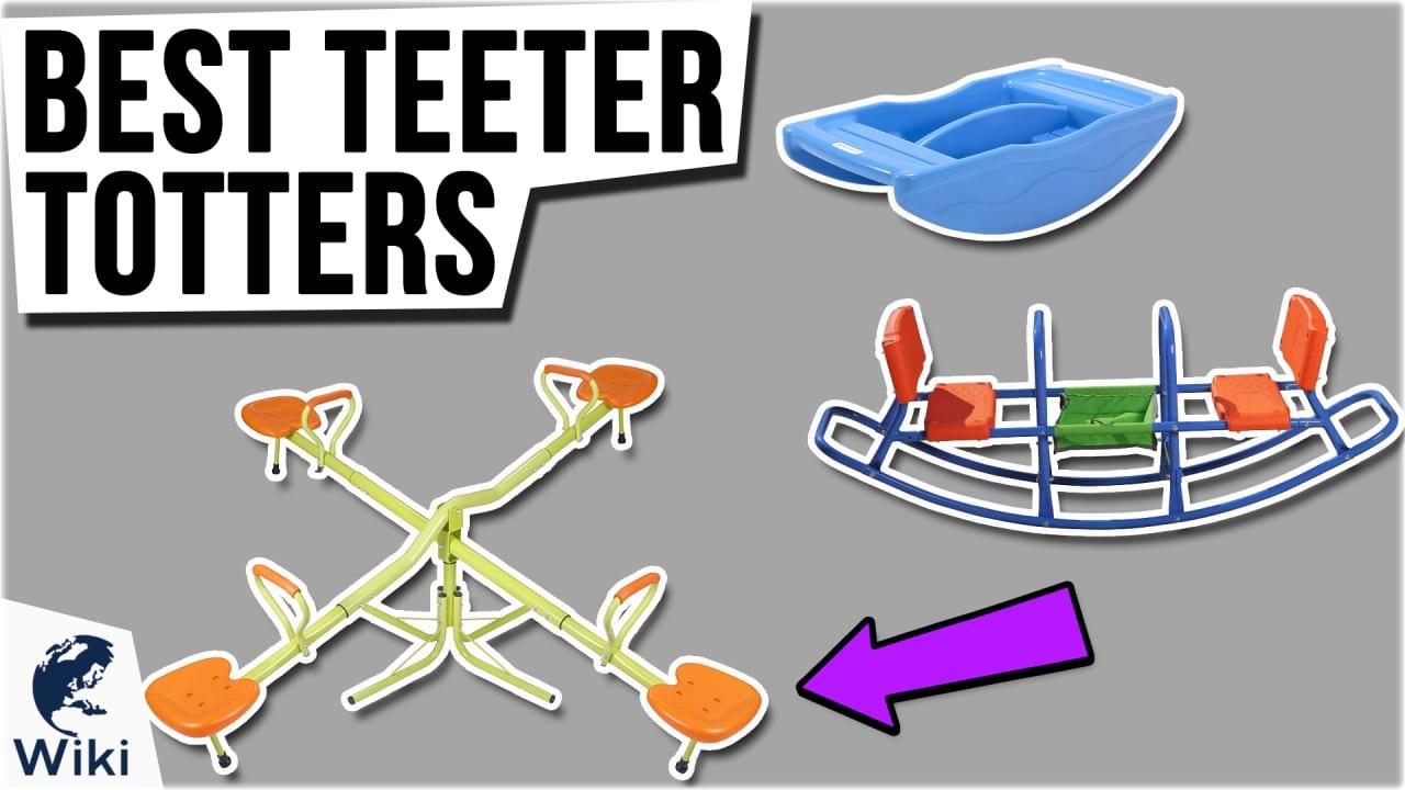 8 Best Teeter Totters