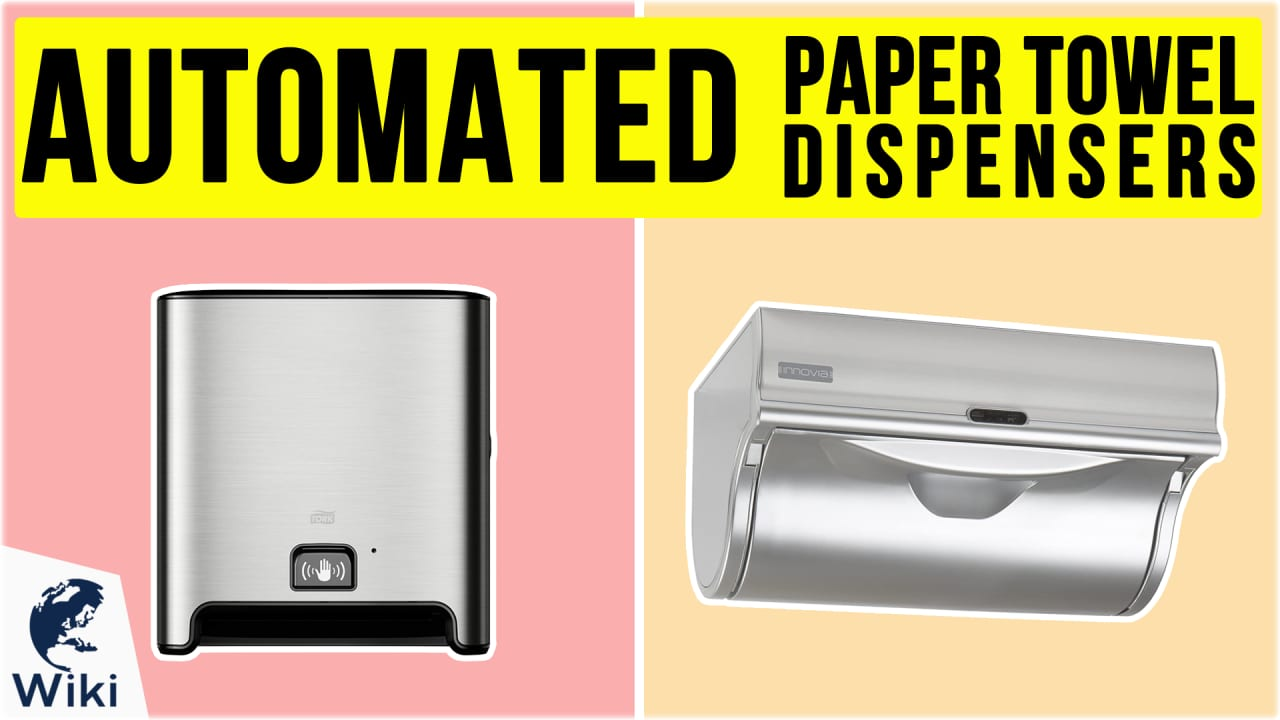 10 Best Automated Paper Towel Dispensers