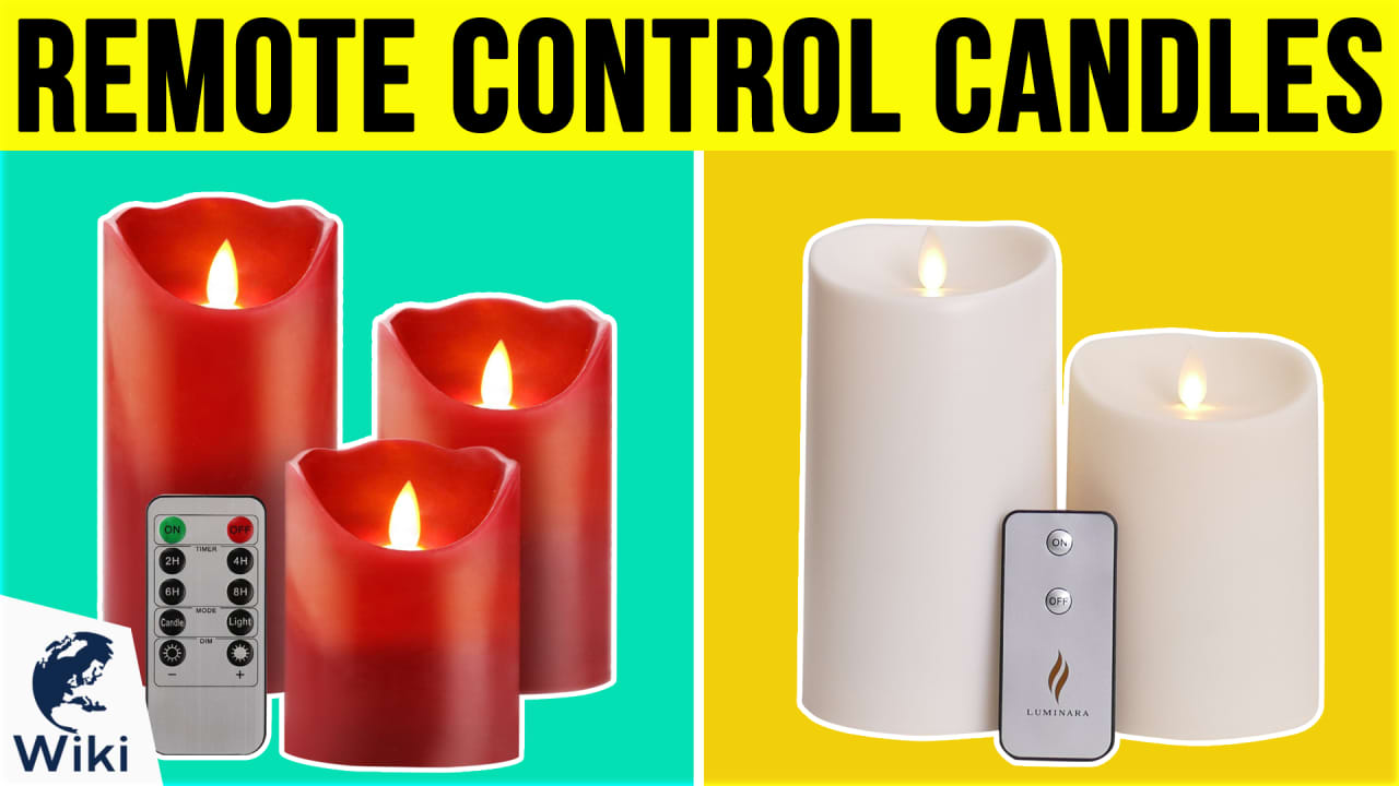 10 Best Remote Control Candles