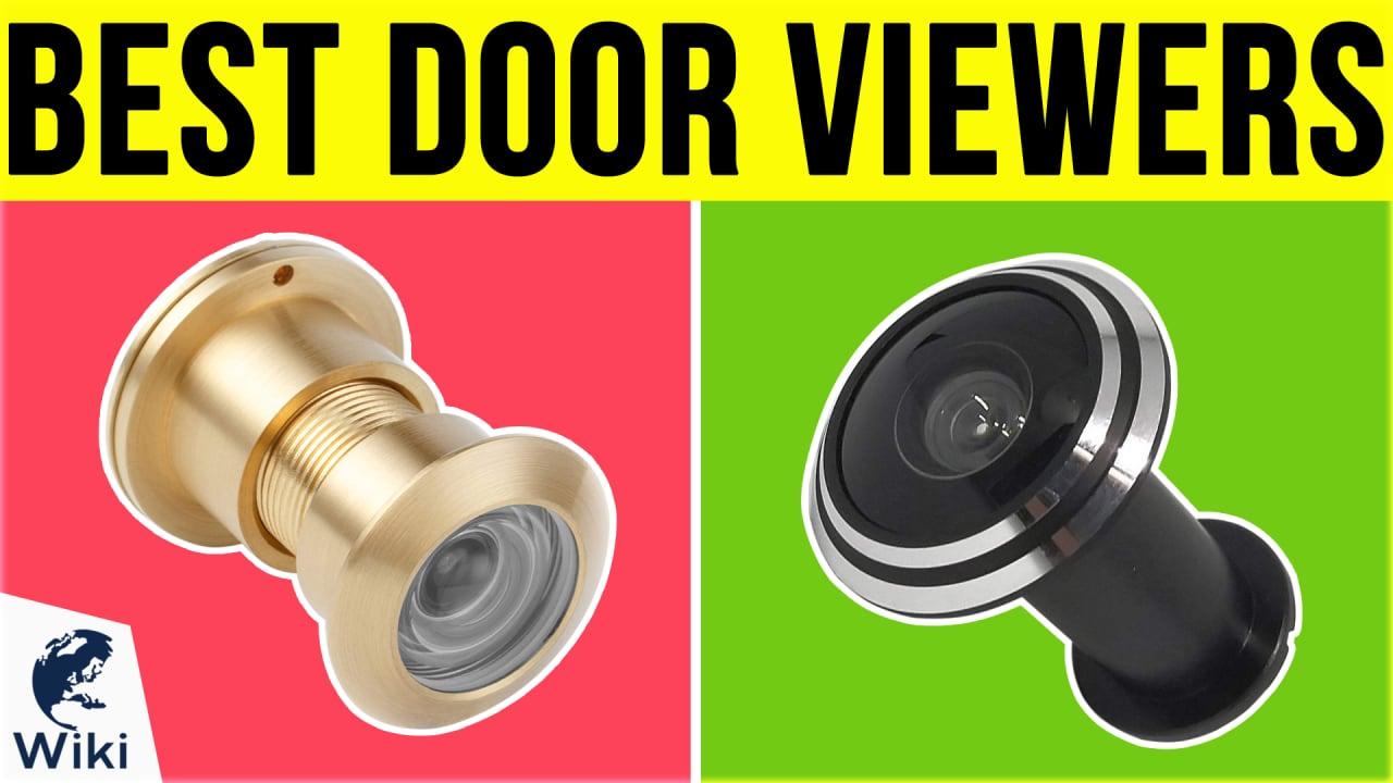 7 Best Door Viewers