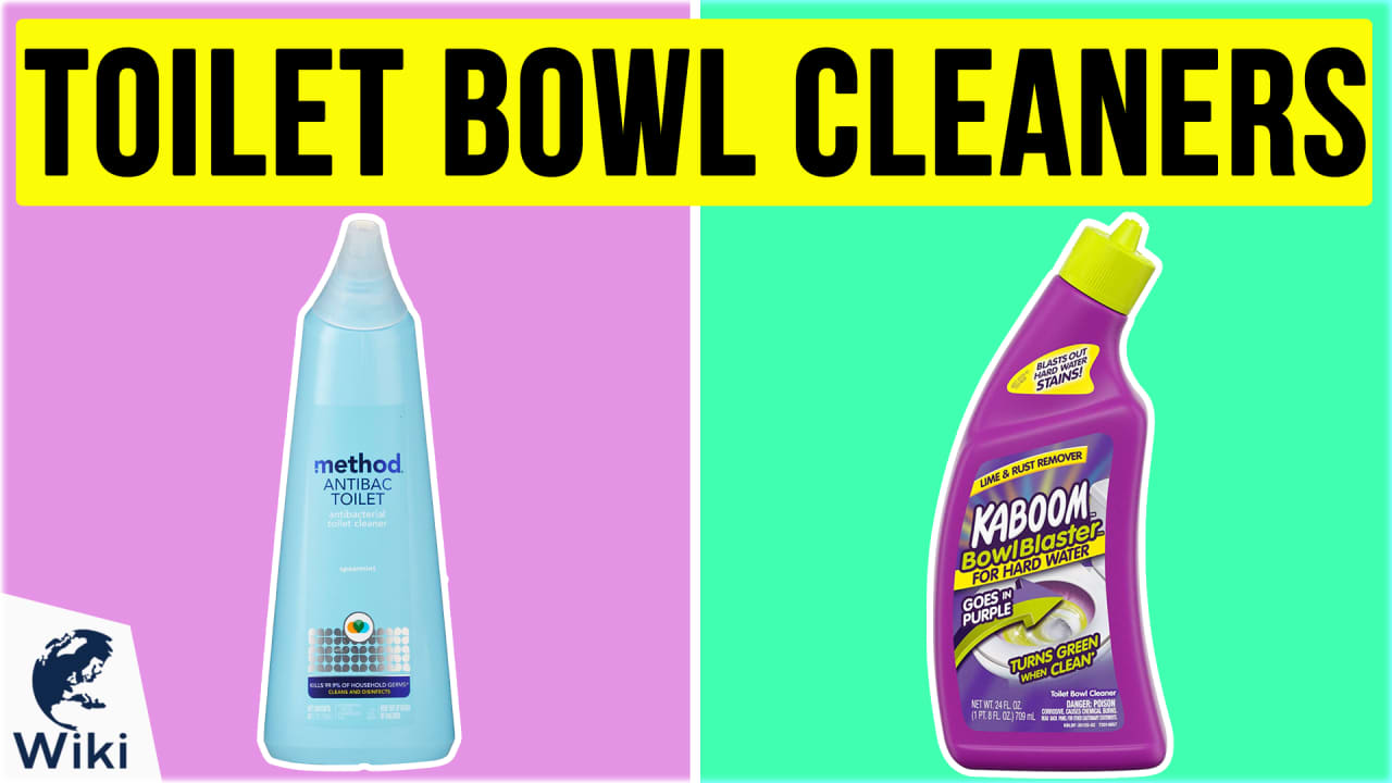 10 Best Toilet Bowl Cleaners