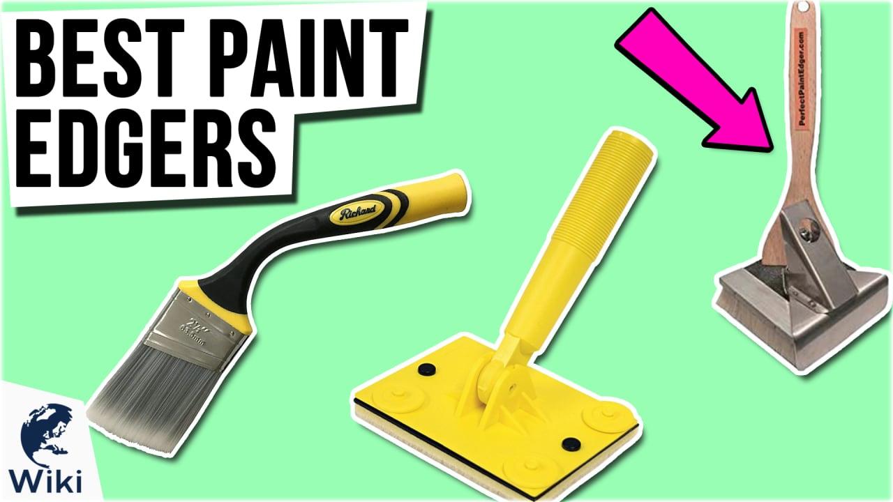 10 Best Paint Edgers