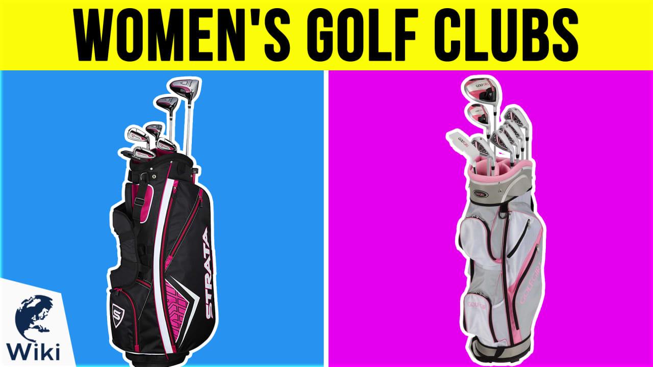 9 Best Women's Golf Clubs