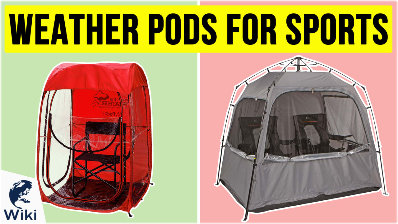 10 Best Weather Pods For Sports
