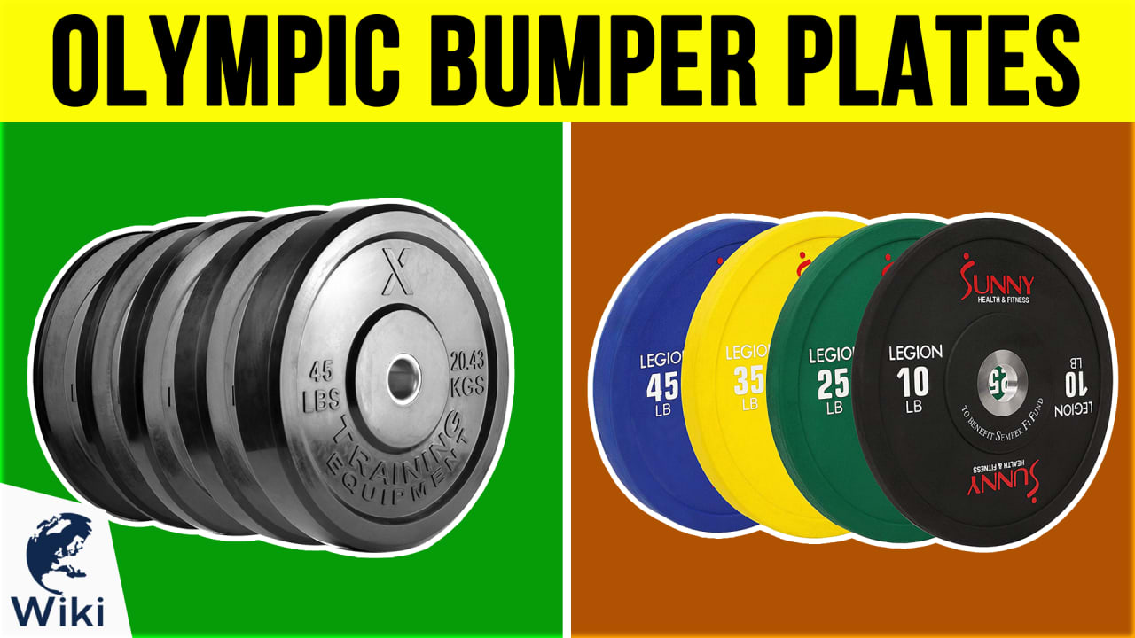 10 Best Olympic Bumper Plates