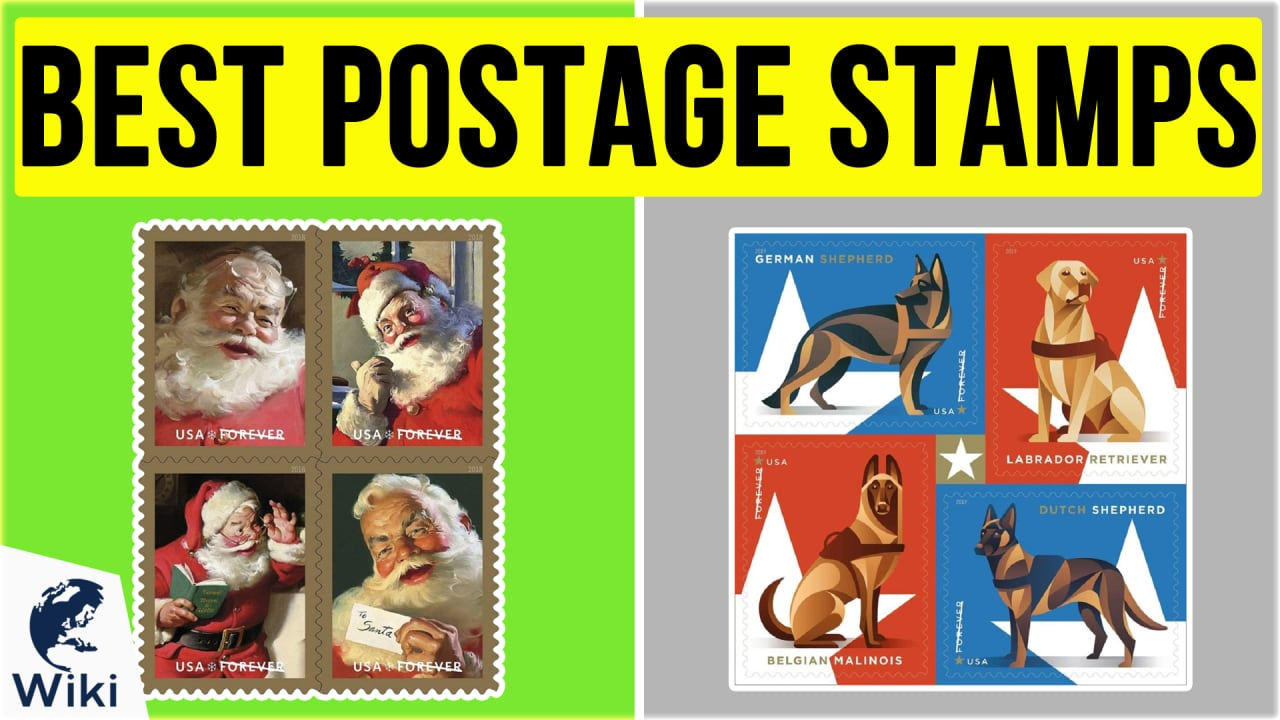 10 Best Postage Stamps