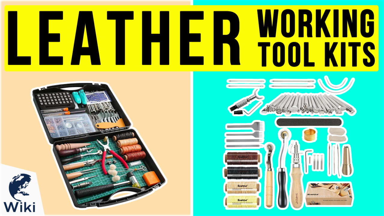 10 Best Leather Working Tool Kits