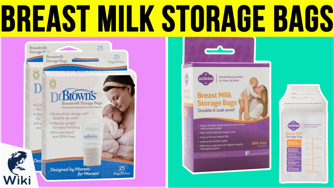 10 Best Breast Milk Storage Bags