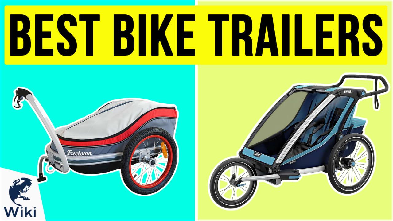 10 Best Bike Trailers