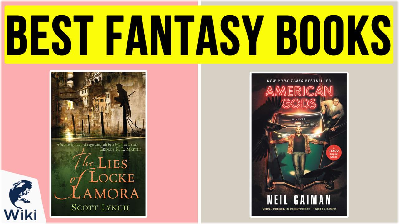 10 Best Fantasy Books