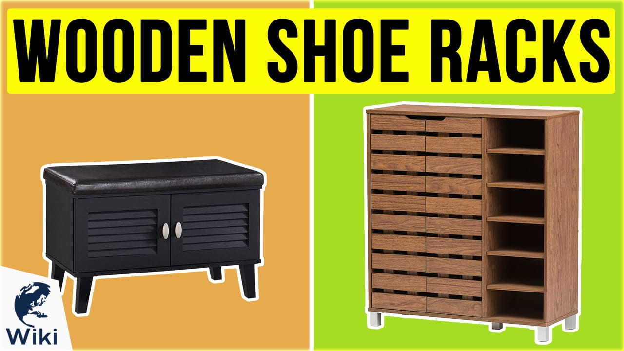 10 Best Wooden Shoe Racks