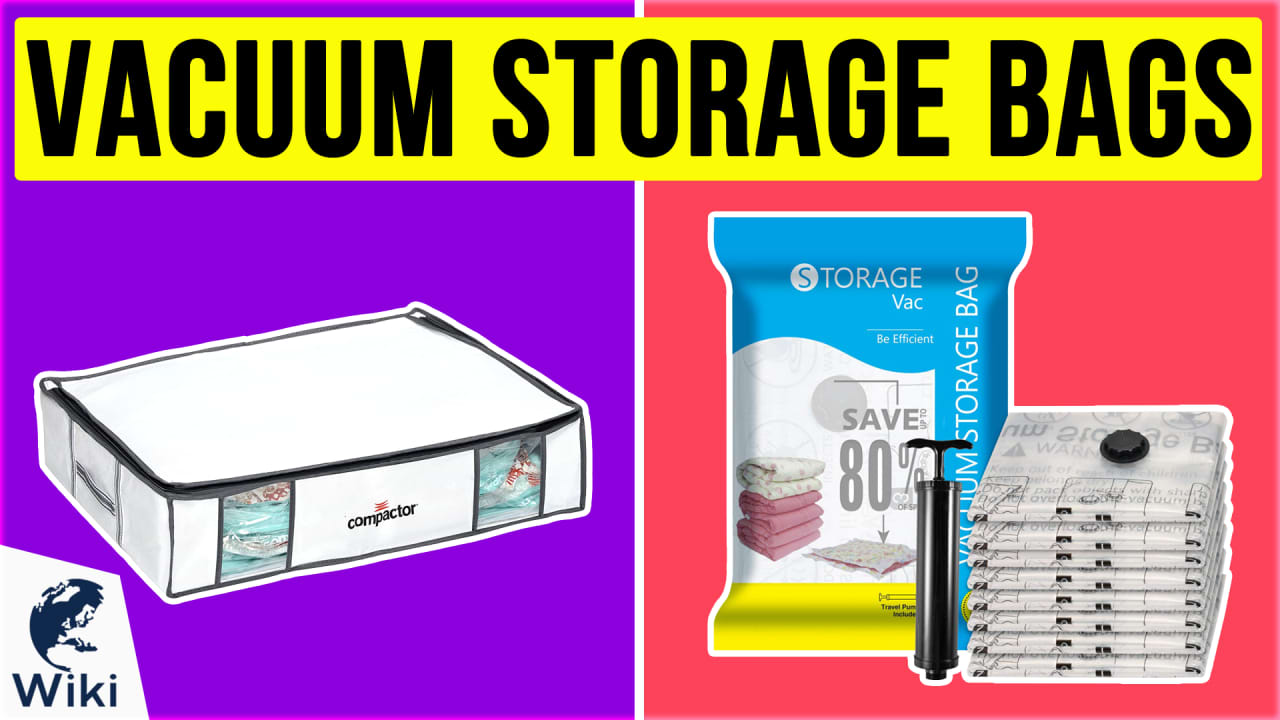 10 Best Vacuum Storage Bags