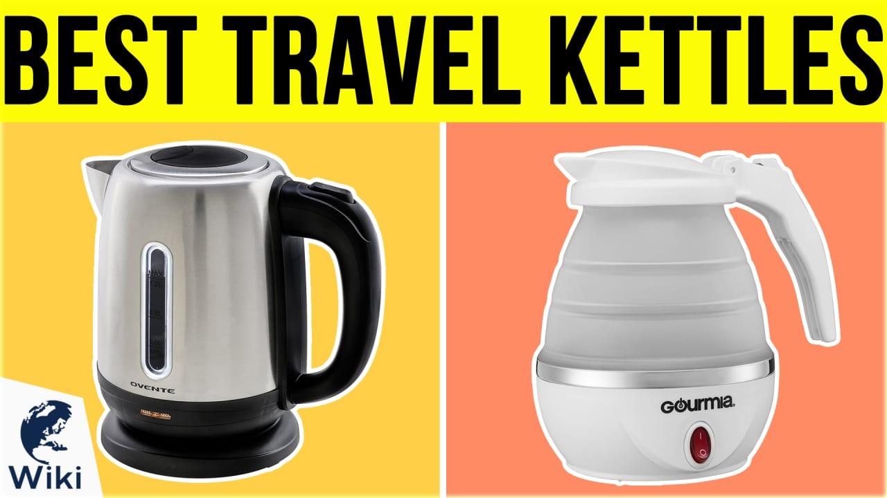 10 Best Travel Kettles