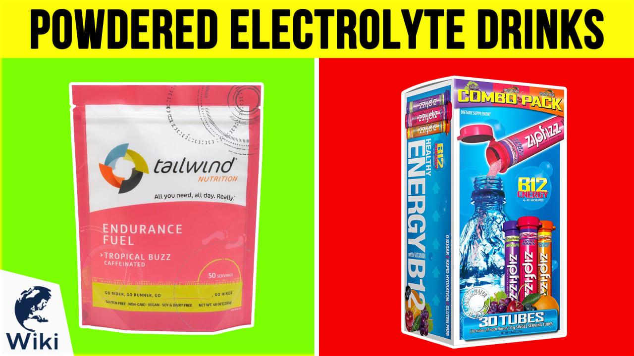 10 Best Powdered Electrolyte Drinks