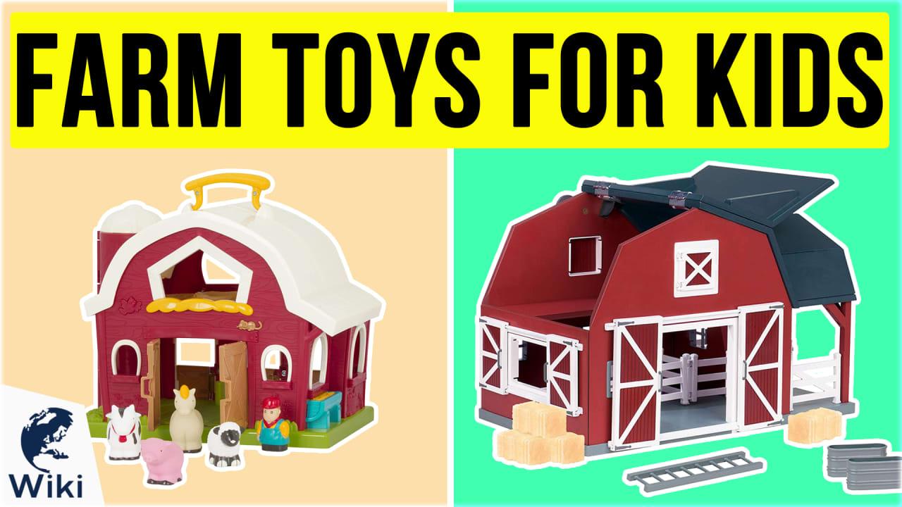 10 Best Farm Toys For Kids