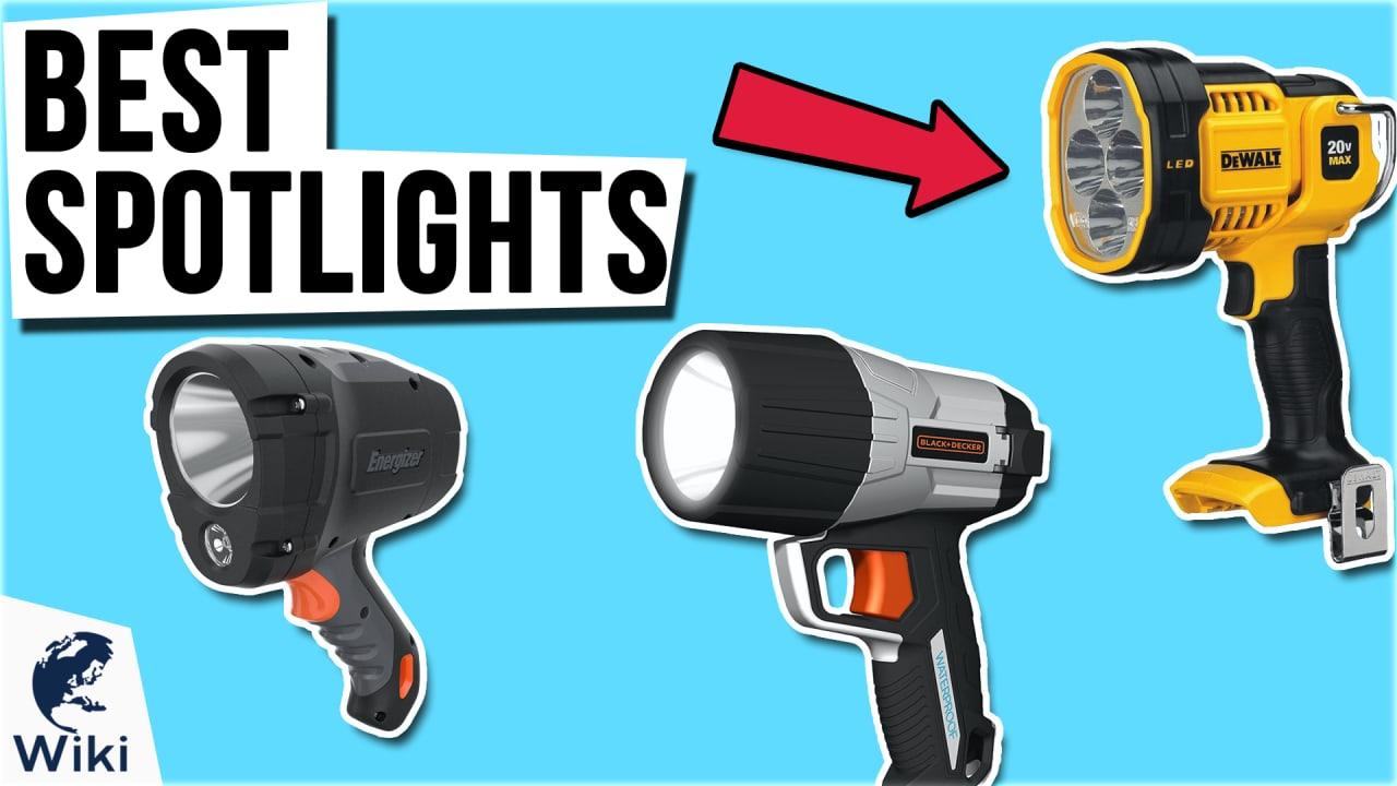 10 Best Spotlights