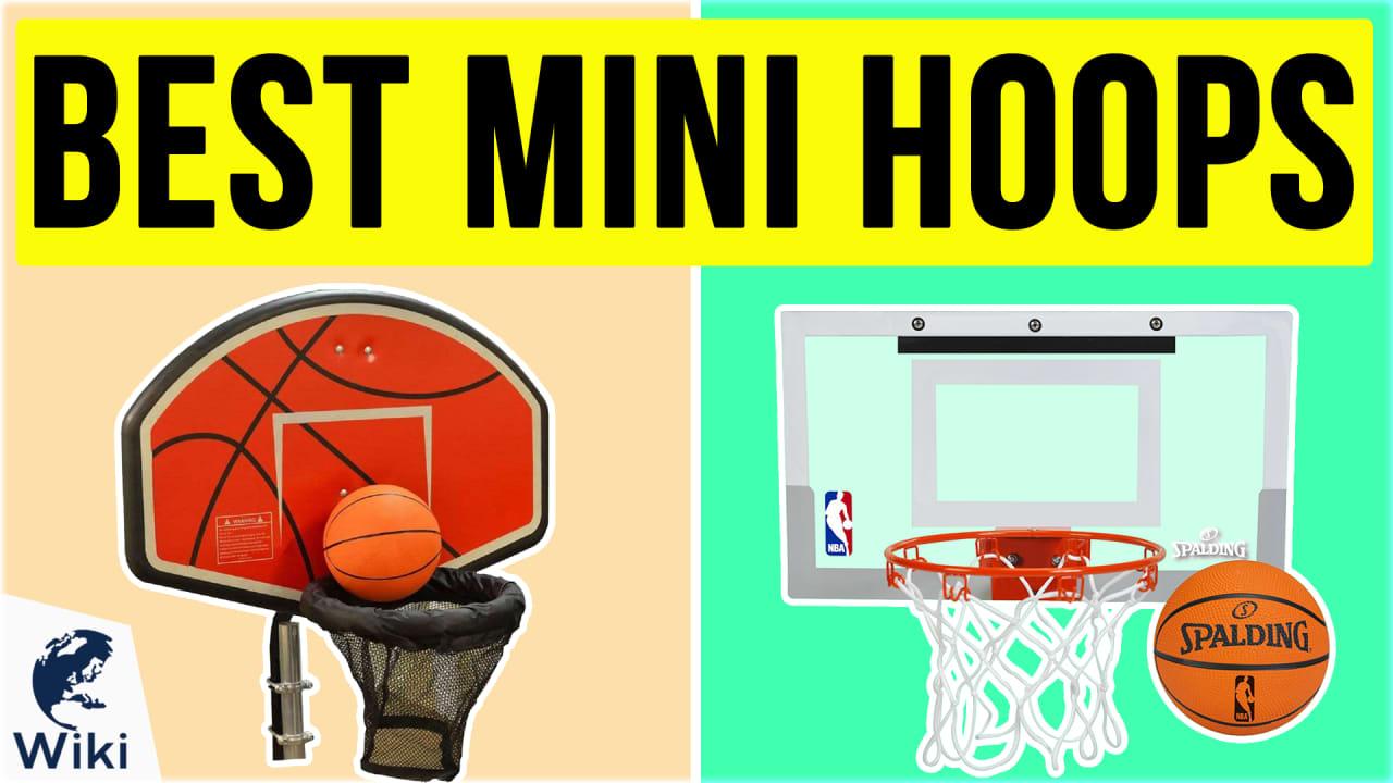 10 Best Mini Hoops