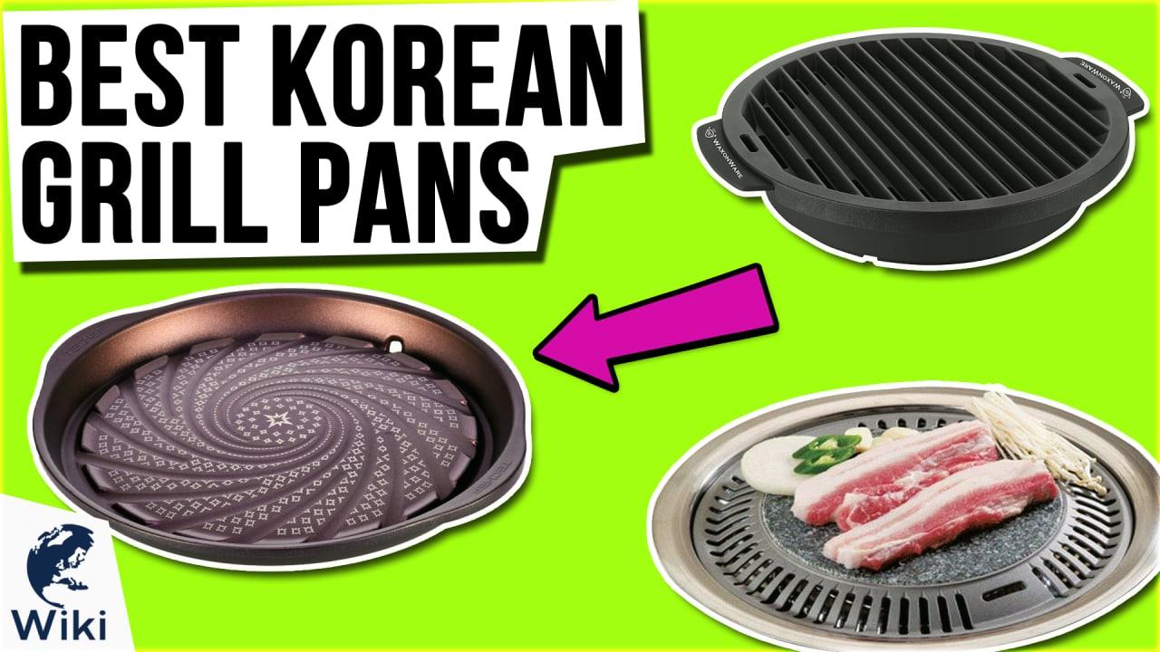 10 Best Korean Grill Pans