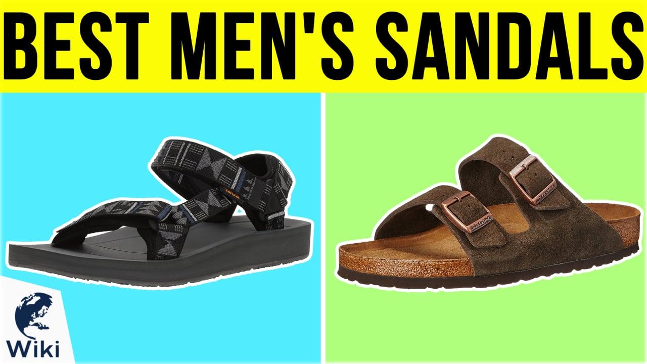 10 Best Men's Sandals