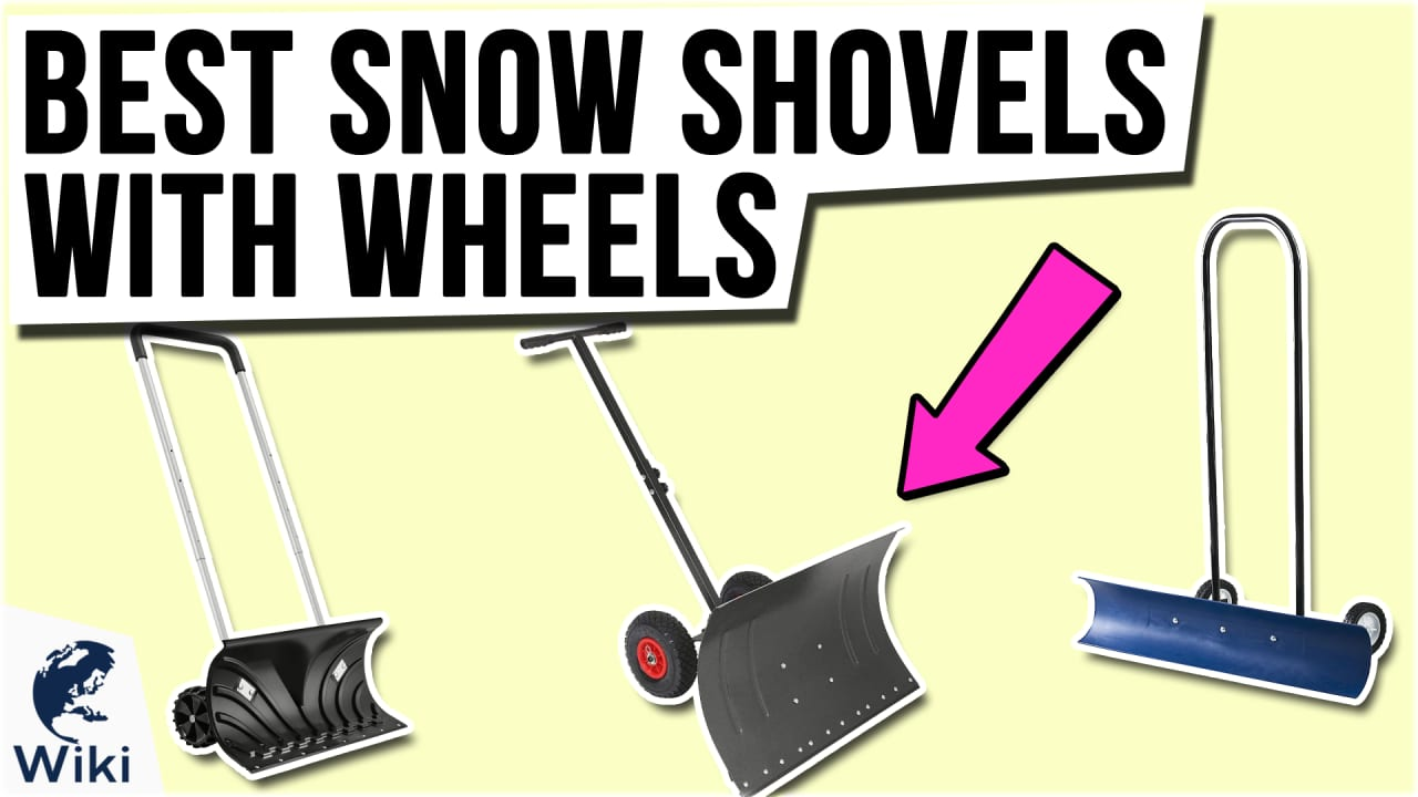 8 Best Snow Shovels With Wheels