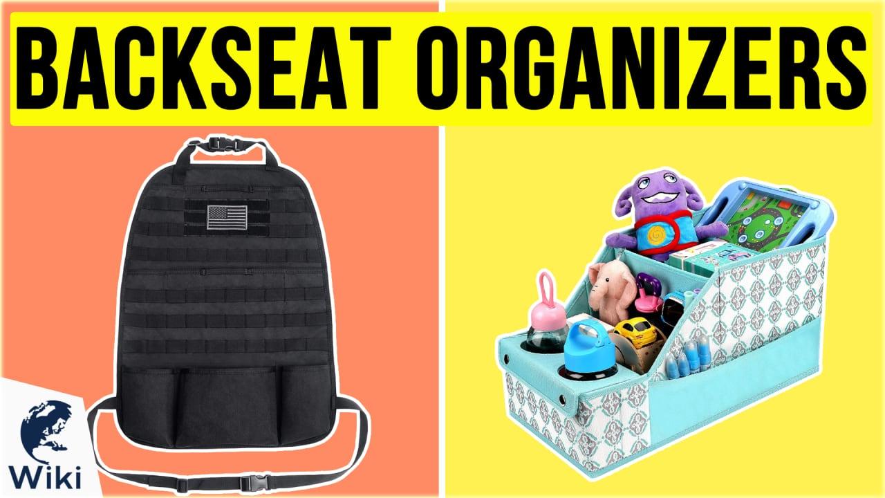 10 Best Backseat Organizers