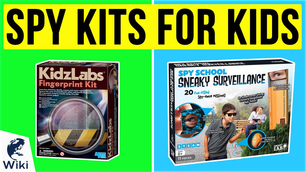 10 Best Spy Kits For Kids