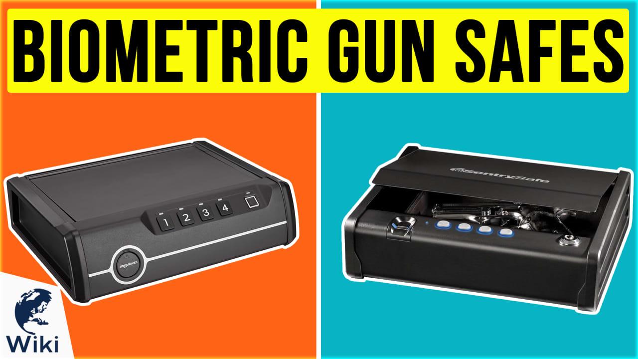 10 Best Biometric Gun Safes