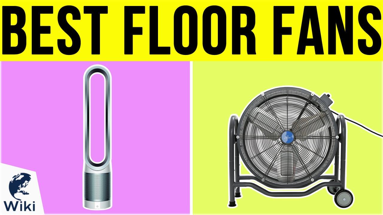10 Best Floor Fans