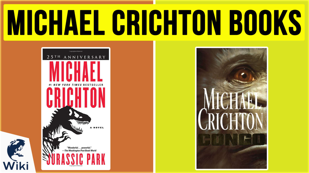 10 Best Michael Crichton Books