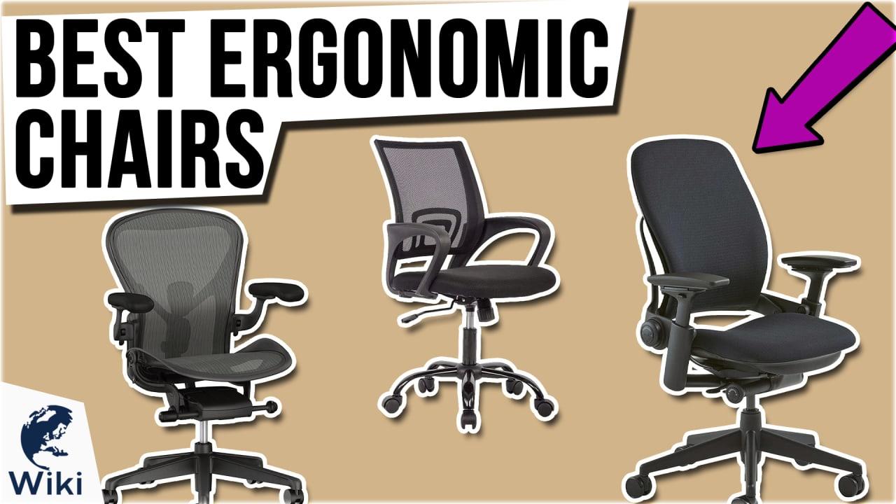 7 Best Ergonomic Chairs