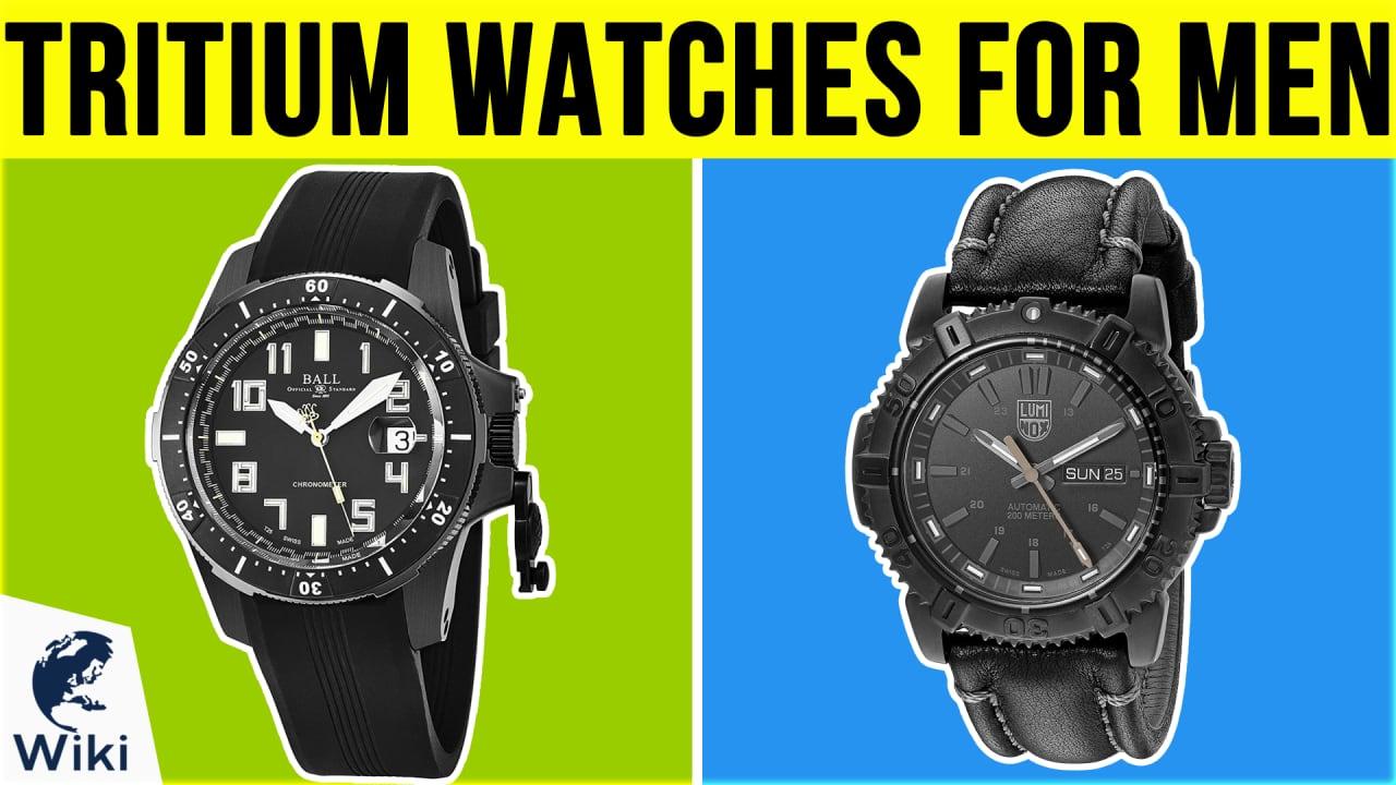 10 Best Tritium Watches For Men