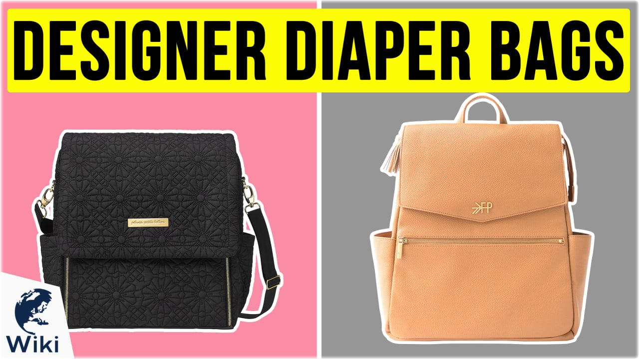 10 Best Designer Diaper Bags