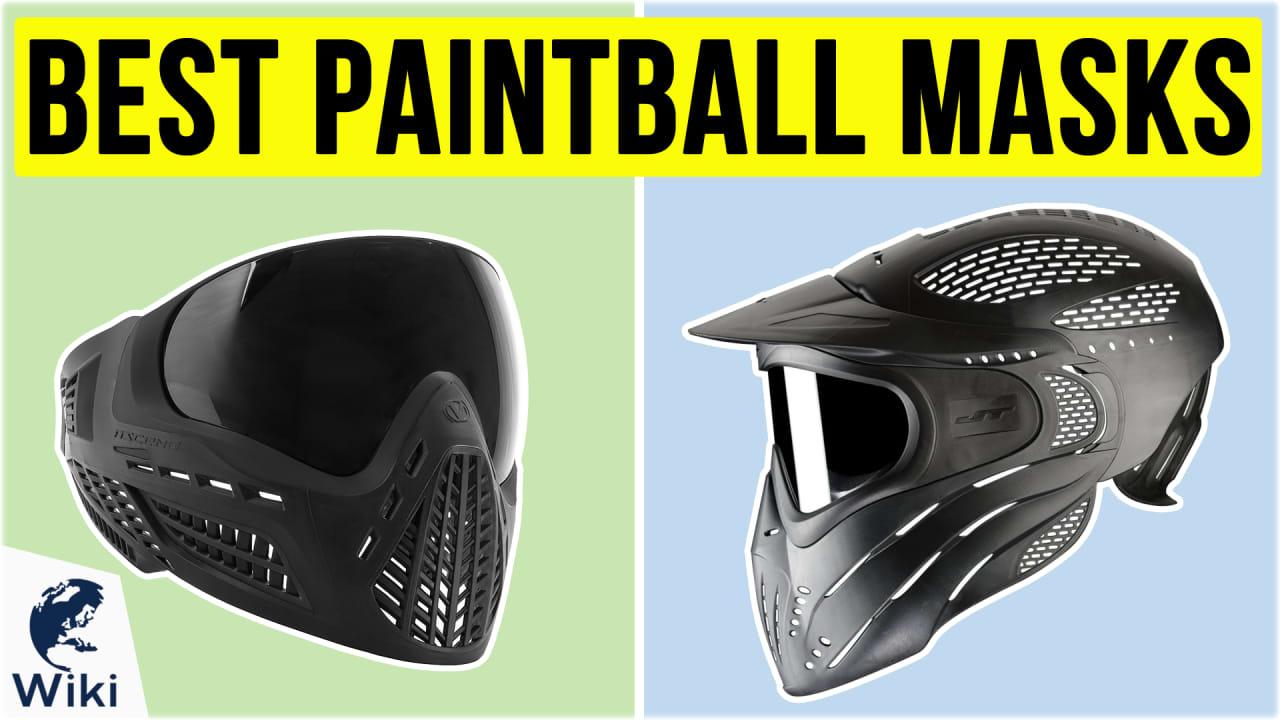 10 Best Paintball Masks
