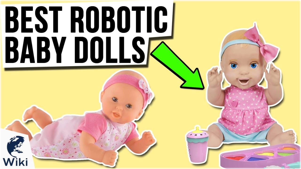 10 Best Robotic Baby Dolls