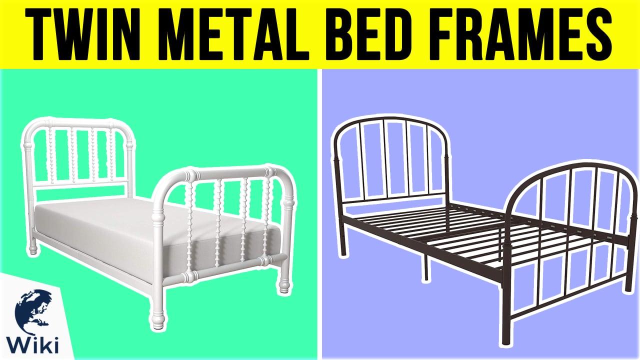 10 Best Twin Metal Bed Frames