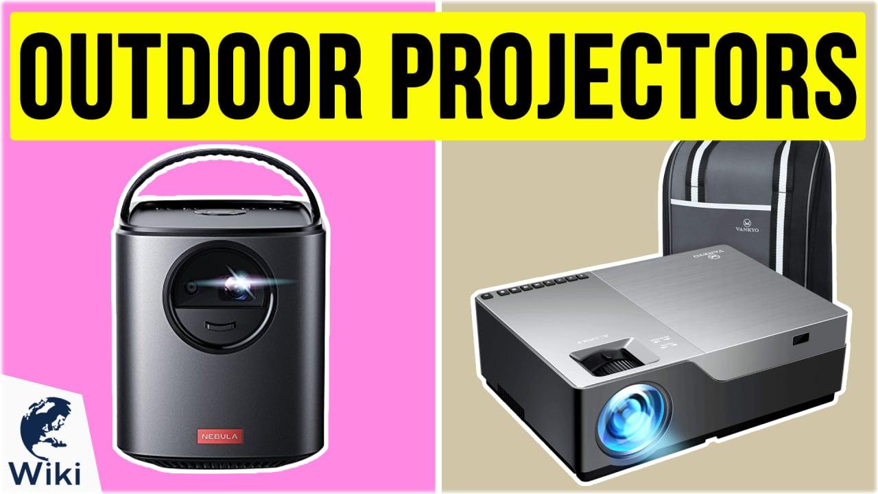 8 Best Outdoor Projectors