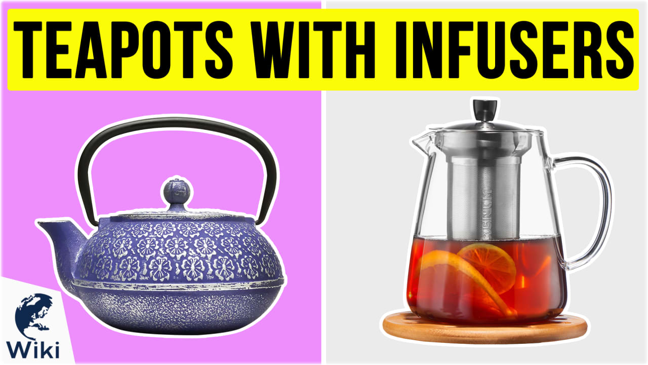 10 Best Teapots With Infusers