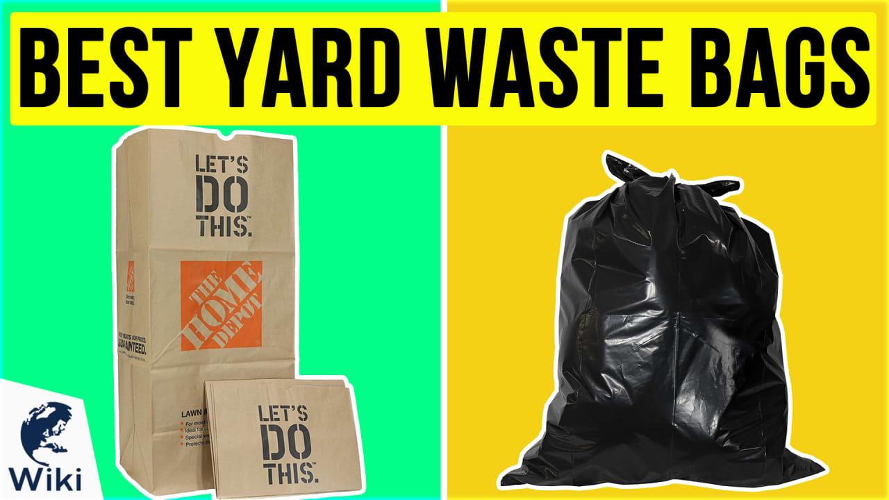 10 Best Yard Waste Bags
