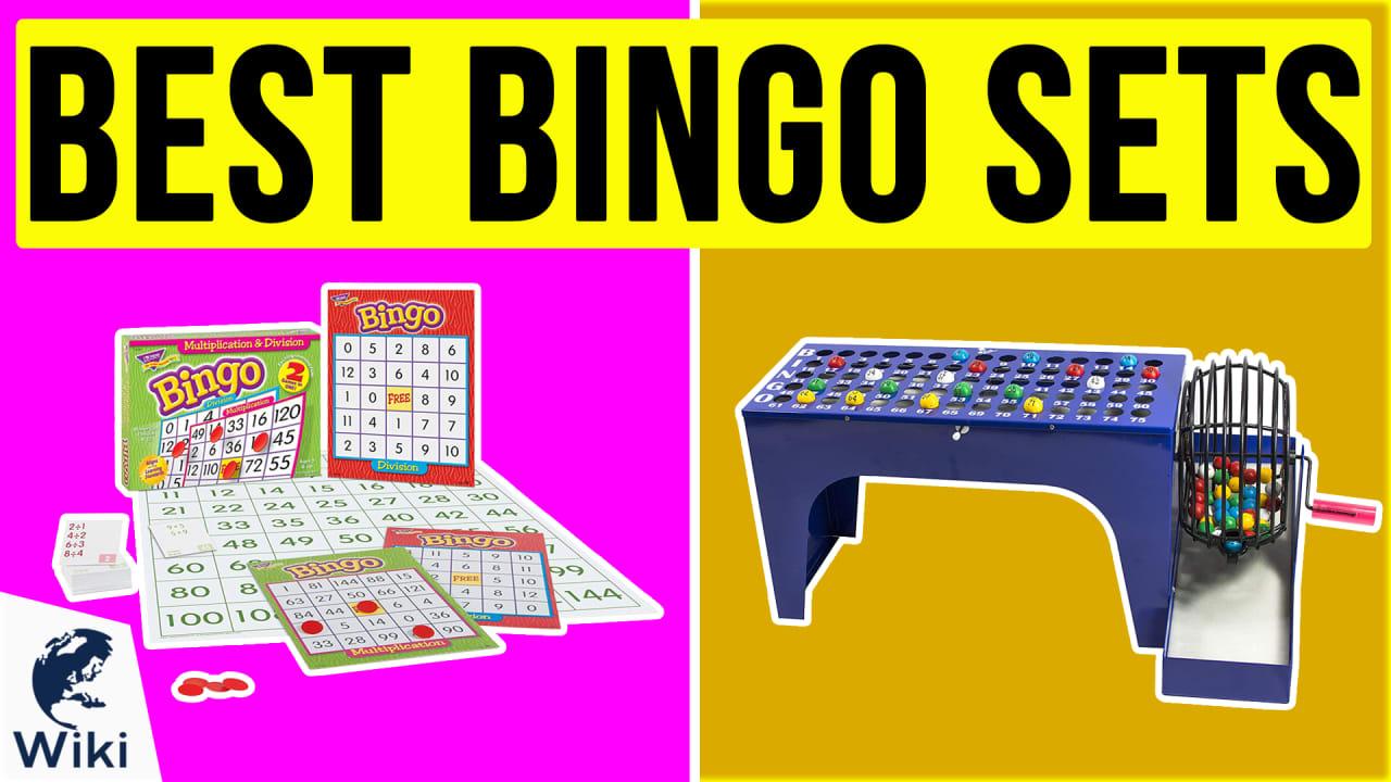10 Best Bingo Sets