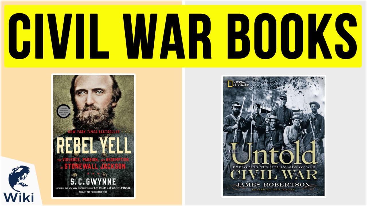 10 Best Civil War Books