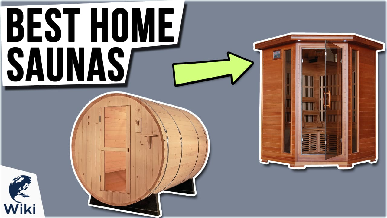 10 Best Home Saunas