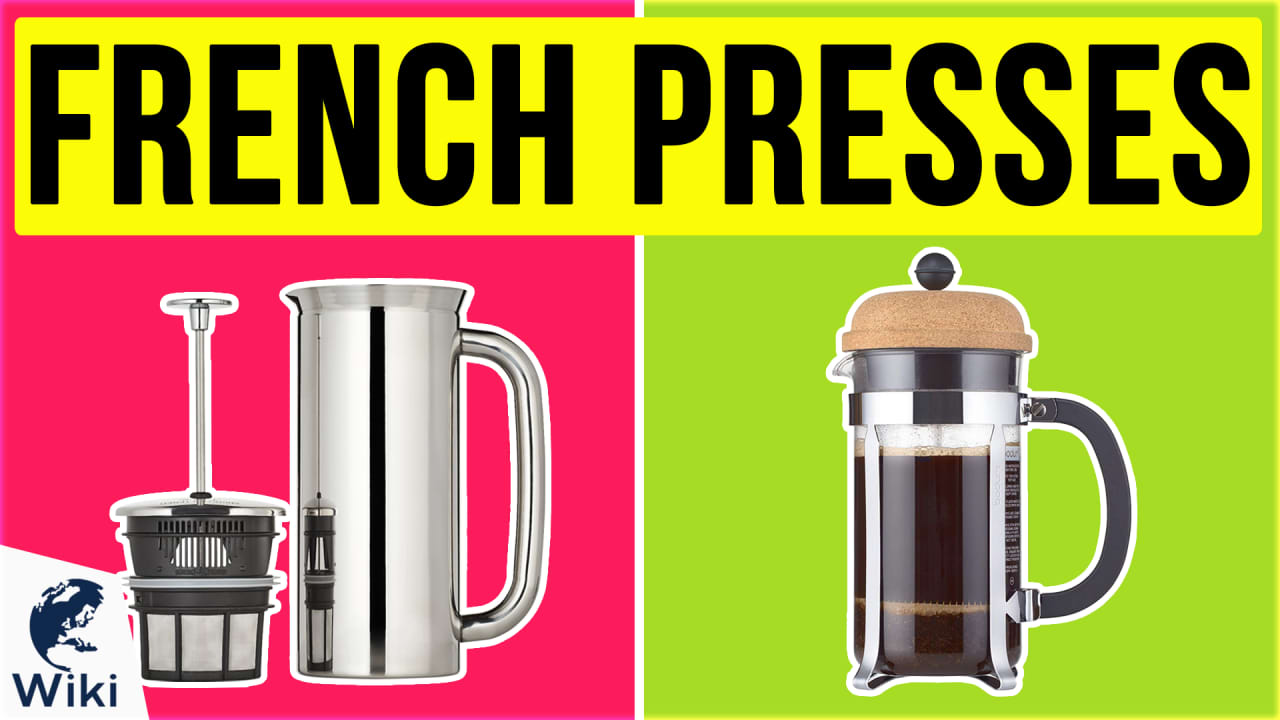 10 Best French Presses