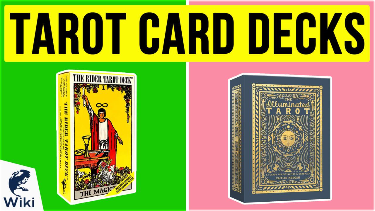10 Best Tarot Card Decks