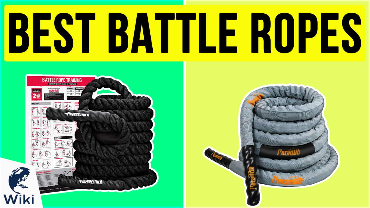10 Best Battle Ropes