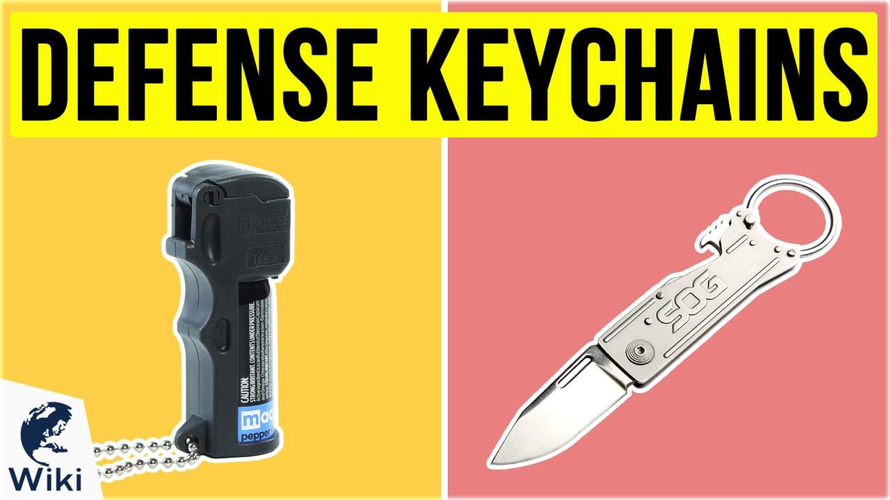 8 Best Defense Keychains