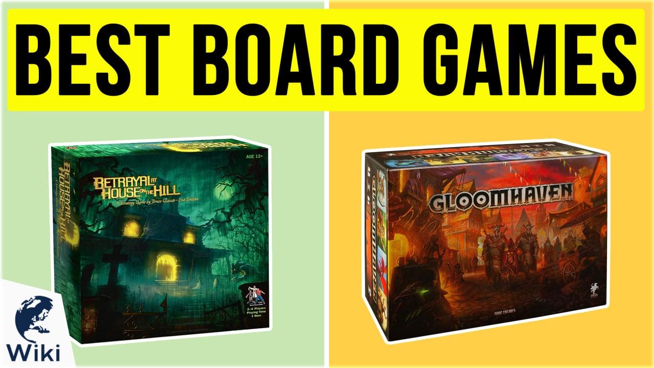 10 Best Board Games