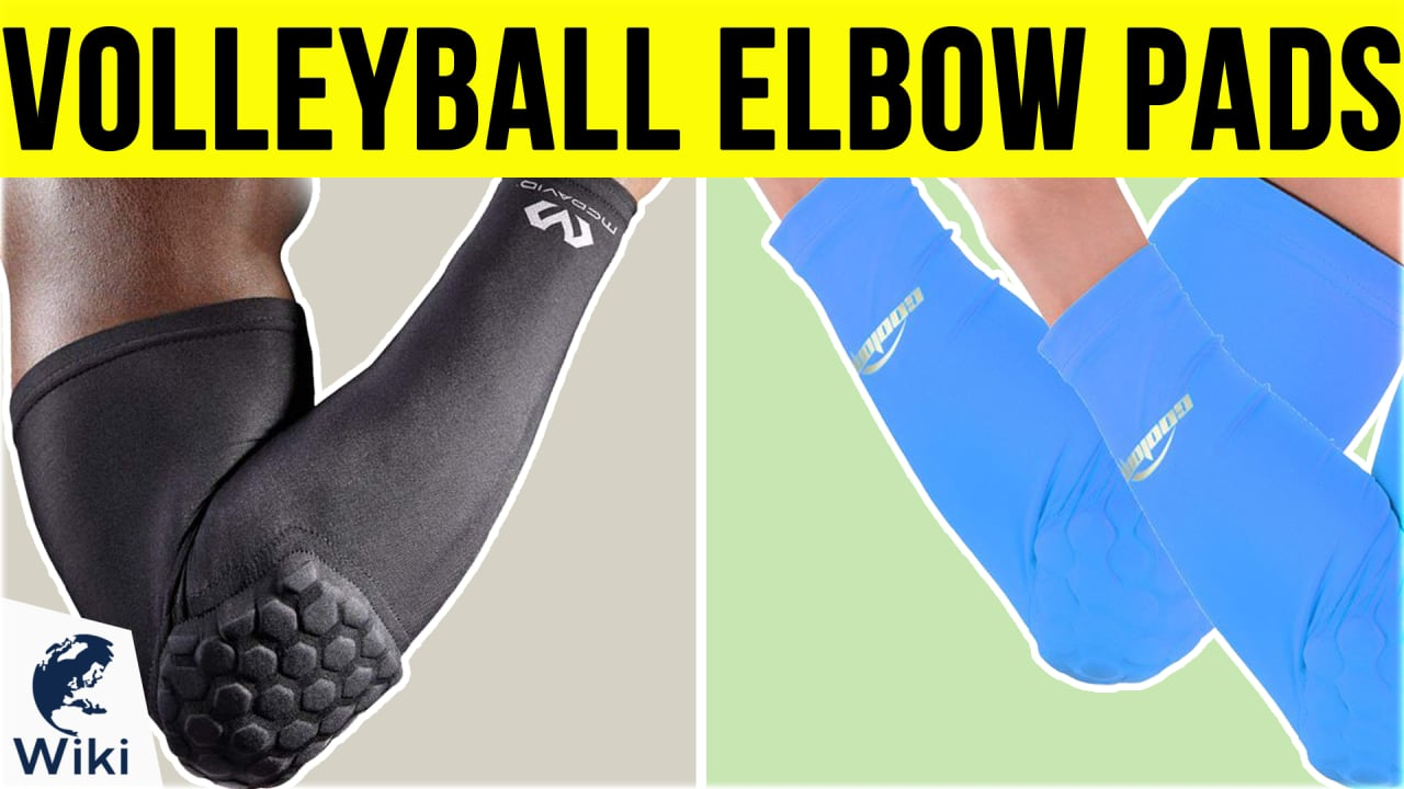 10 Best Volleyball Elbow Pads