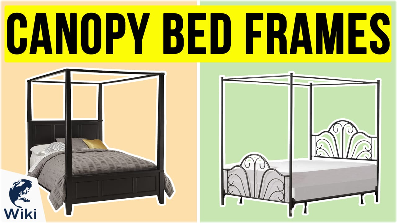 10 Best Canopy Bed Frames