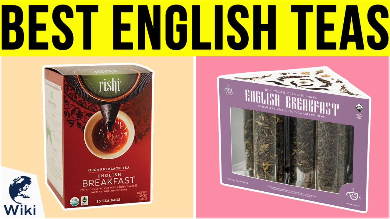 10 Best English Teas